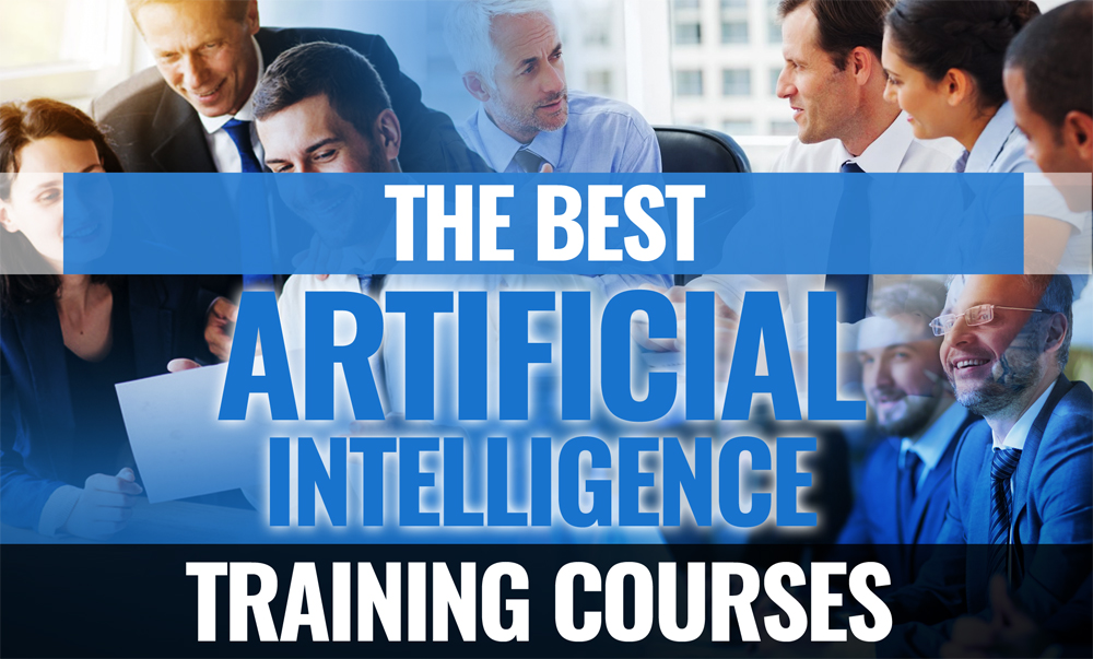 the best AI training courses