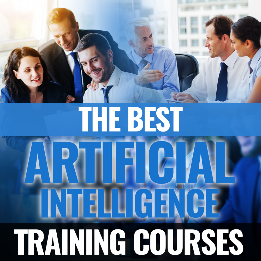 [Top 3] Artificial Intelligence Training Courses Of 2020