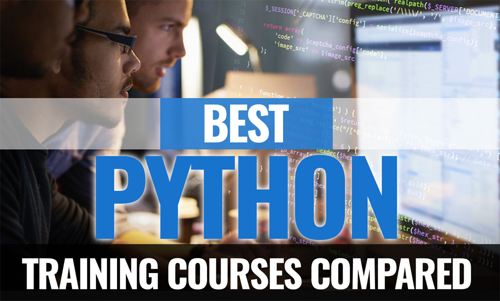 Top 3) Best Python Training Courses Online [Compared +