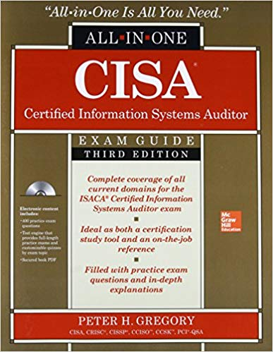 Top 5] Best CISA Training Books of 2019 [Must Read!]