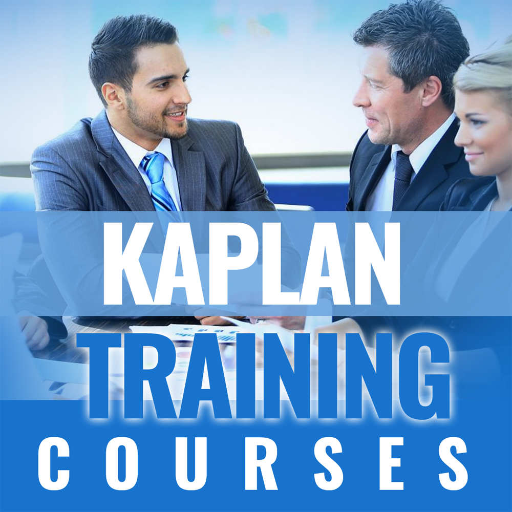 kaplan it training