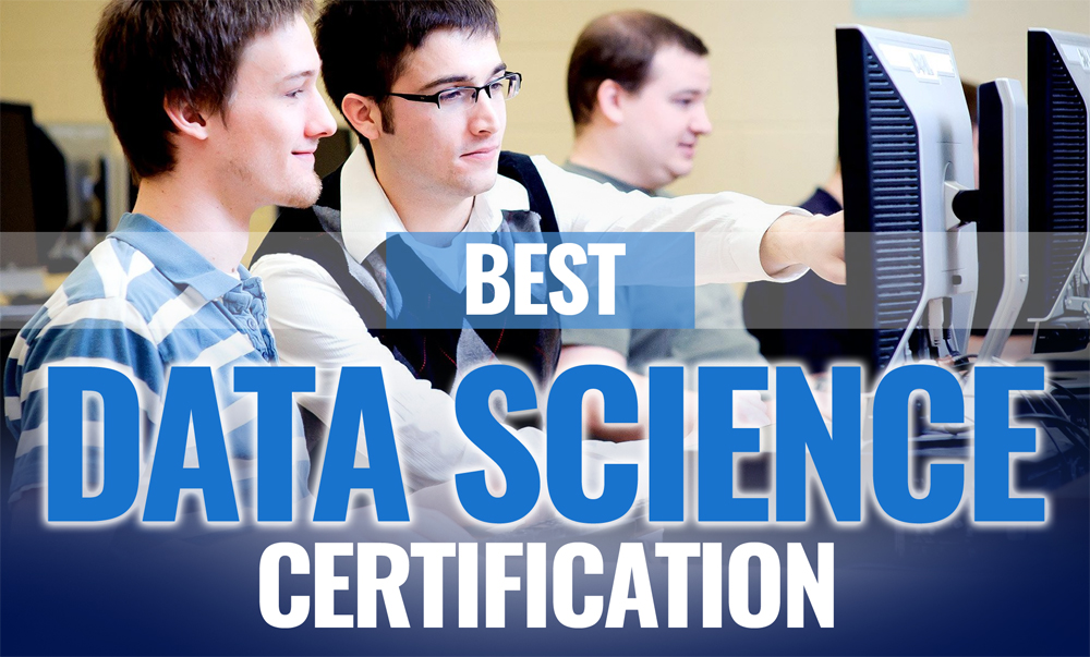 Best Data Science Certification Courses Online