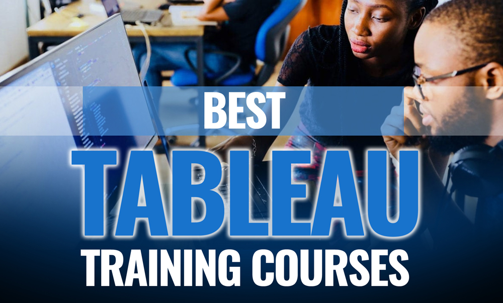 Best Tableau Certification Courses & Training Online