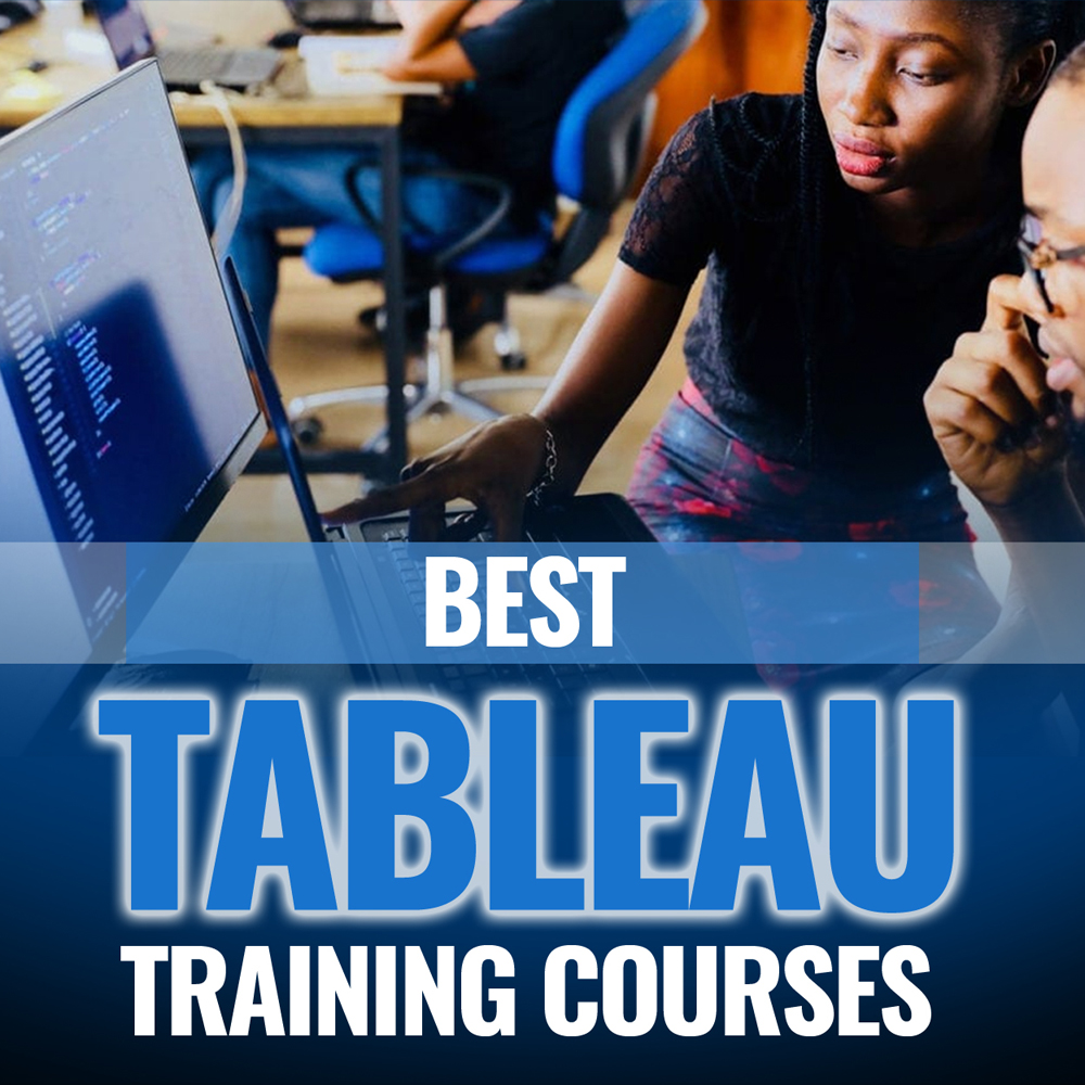 Top 5) Best Tableau Certification & Training Courses + Data