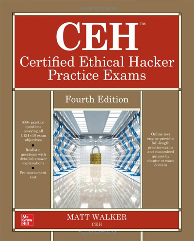 CEH Review Books